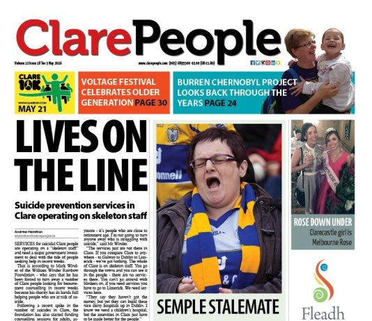 Traditional Irish Print News Papers need to continue to evolve