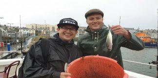 Dutch bloggers 'pass the baton' along the Causeway Coast in Northern Ireland