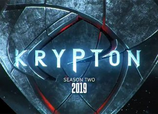 Krypton - 'The TV Show you know... is no more'