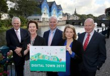 Sligo will celebrate digital town of the year on October 14th 2019