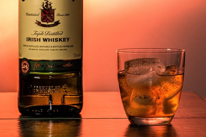 Legal protection granted to Irish Whiskey Brands in India