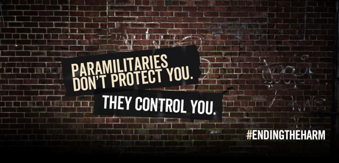 Can advertising really change the perception of paramilitaries?