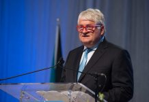 businessman Denis O'Brien attended and spoke at a virtual retirement event for Tommie Gorman, RTÉ's former northern correspondent.